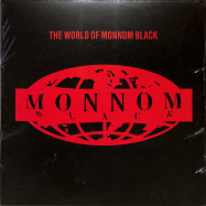 Front View : Various Artists - THE WORLD OF MONNOM BLACK (3X12 LP + MP3) - Monnom Black / MONNOM017