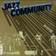 Front View : Jazz Community - REVISITED (LP) - Sonorama / SONOL109