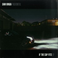 Front View : Sam Binga & more - IF THE CAP FITS (EP + MP3) - Critical Music / CRIT128