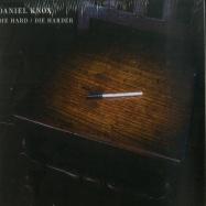 Front View : Daniel Knox - DIE HARD / DIE HARDER (7 INCH) - H.P. Johnson / HPJP7I1