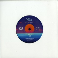 Front View : Flughand & Smuv - FLUO (7 INCH) - King Underground  / KU063