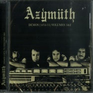 Front View : Azymuth - DEMOS (1973-75)(CD) - Far Out Recordings  / FARO210CD