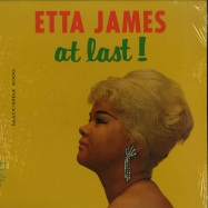Front View : Etta James - AT LAST (LP) - Macomba Records / 00126365