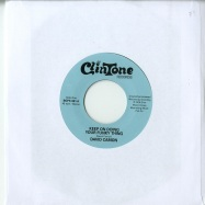 Front View : David Camon - KEEP ON DOING YOUR FUNKY THING (7 INCH) - Ace Records / BGPS 061