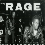 Front View : Fabio & Grooverider - 30 YEARS OF RAGE (2CD) - Above Board Projects  / RAGECD1