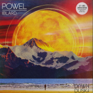 Front View : Powel - IBLARD (EP + MP3) - Dusk Till Dawn / DTD001EP