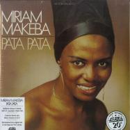 Front View : Miriam Makeba - PATA PATA (REMASTERED 2LP) - Strut / STRUT180LP / 05179531