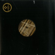 Front View : Jeff Mills - THE DIRECTORS CUT CHAPTER 4 (180 G VINYL) - Axis / AX082DC