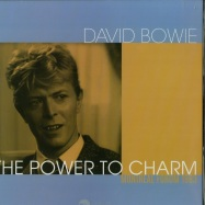 Front View : David Bowie - THE POWER TO CHARM (LTD BLUE LP) - Roxborough Music Broadcasts / ROXMB053-C