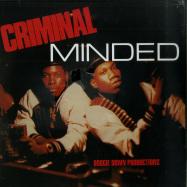 Front View : Boogie Down Productions - CRIMINAL MINDED (COLOURED 2LP) - B-Boy / TEG76538LPC