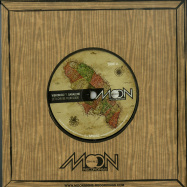 Front View : Vibronics ft. Saralene - LET LOVE BE YOUR GUIDE (7 INCH) - Moonshine Recordings / MS052