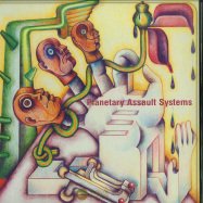 Front View : Planetary Assault Systems - PLANTAE (2X12INCH) - Ostgut Ton / O-Ton 123