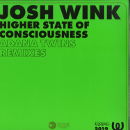 Front View : Josh Wink - HIGHER STATE OF CONSCIOUSNESS (ADANA TWINS REMIXES) REPRESS, VINYL ONLY) - Watergate Records / WGVINYL63R