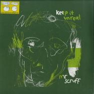 Front View : Mr. Scruff - KEEP IT UNREAL (20TH ANNIVERSARY GREEN 2LP+POSTER) - Ninja Tune / ZEN42