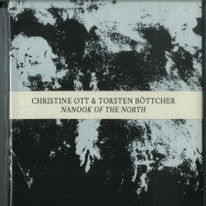 Front View : Christine Ott and Torsten Boettcher - NANOOK OF THE NORTH (CD) - Gizeh Records / GZH093DP