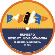 Front View : Bosq - RUMBERO (7 INCH) - Bacalao / BAC002