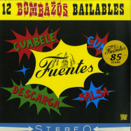 Front View : Various Artists - 12 BOMBAZOS BAILABLES (LP) - Vampisoul / VAMPI208 / 00137645