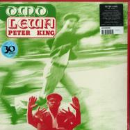 Front View : Peter King - OMO LEWA (LP) - Mr. Bongo / MRBLP102
