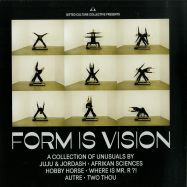 Front View : Various Artists - FORM IS VISION - Gifted Culture  / GFTDCVLTR004