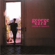 Front View : George Ezra - STAYING AT TAMARAS (LP + CD) - Columbia / 88985459781
