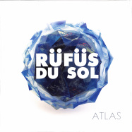 Front View : Rufus Du Sol - ATLAS (2LP, BLACK REPRESS) - Sweat It Out / SWEATSV004