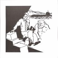 Front View : Sammy Osmo (Legowelt) - SCHADUW HORIZON (2LP) - Utter / UTTER6