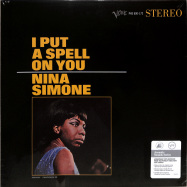Front View : Nina Simone - I PUT A SPELL ON YOU (180G LP) - Verve / 0727465