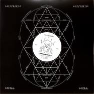 Front View : I Hate Models - DISCO INFERNO 01 (BLACK VINYL REPRESS) - Disco Inferno / DI001RP