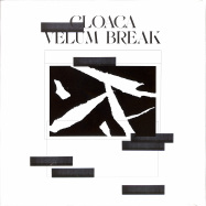 Front View : Velum Break - CLOACA EP - Analogical Force / AF036