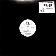 Front View : Francois K. - FK EP (WHITE VINYL) - Wave Music / WM50004WhiteVinyl