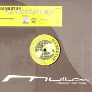 Front View : Mambotur - EL CAPITAN RMXS - Multicolor / MCR0416