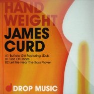 Front View : James Curd - BUFFALO GIRL/SEA OF FACES - Drop Music / Drop056