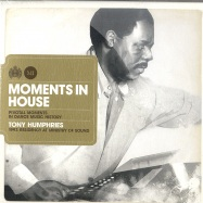 Front View : Tony Humphries - MOMENTS IN HOUSE (2XCD) - Ministry Of Sound / MOSCD160 / 52211602