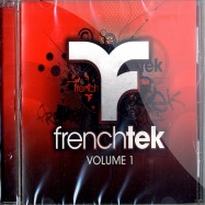 Front View : Various Artists - FRENCHTEK VOL. 1 (CD) - Frenchtekcd01