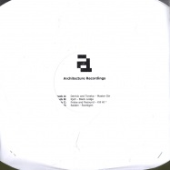 Front View : Various - MASTER STEP EP (2X12 INCH) - Architecture / arx025