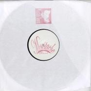 Front View : Sneak Thief / Polygamy Boys - PARALLEL PERCEPTS EP - Moustache / MST003