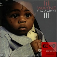 Front View : Lil Wayne - THA CARTER III (2LP) - Cash Money Records / 5335313