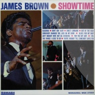 Front View : James Brown - SHOWTIME (LP) - Smash / mgs27054