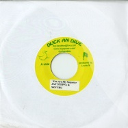 Front View : Jay Steppa & Skycru - YOU ARE MY SUPERSTAR (7 INCH) - Duck An Dive  / dnd051