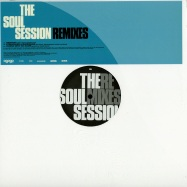 Front View : The Soul Session - REMIXES - Agogo Recods / ar048vl