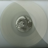 Front View : Tommy Vicari Jnr. - LOOOM (CLEAR VINYL) (VINYL ONLY) - Space / SPC02