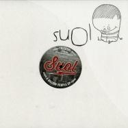Front View : Trickski - A BILLION PEOPLE EP - Suol / suol043-6