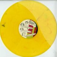 Front View : Beastie Boys - LEE MAJORS COME AGAIN (COLOURED VINYL) - Beastlmca005