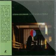 Front View : Stefan Goldmann - LIVE AT HONEN - IN TEMPLE (CD) - Macro / MACROM33CD