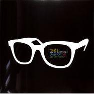 Front View : Console - HERSELF REMIXES 2 (DANIEL BORTZ, NU, DER DRITTE RAUM RMXS) - Disko B / DB168 / 982066