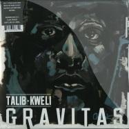 Front View : Talib Kweli - GRAVITAS (2X12 LP) - Javotti Media / JAV001LP