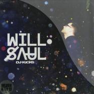 Front View : Will Saul - WILL SAUL DJ-KICKS (2X12 INCH LP + CD) - !K7 Records / K7316LP