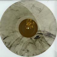 Front View : Rennie Foster - FLOATILLA (CLEAR MARBLED VINYL) - Ornaments / ORN034