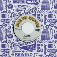 Front View : Blend Mishkin & Roots Evolution - HOL DEM (7 INCH) - Nice Up! / NUP021