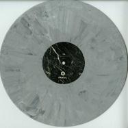 Front View : ZTRL - ODA VISSZA (GREY MARBLED / VINYL ONLY) - Purple Inc / PI002